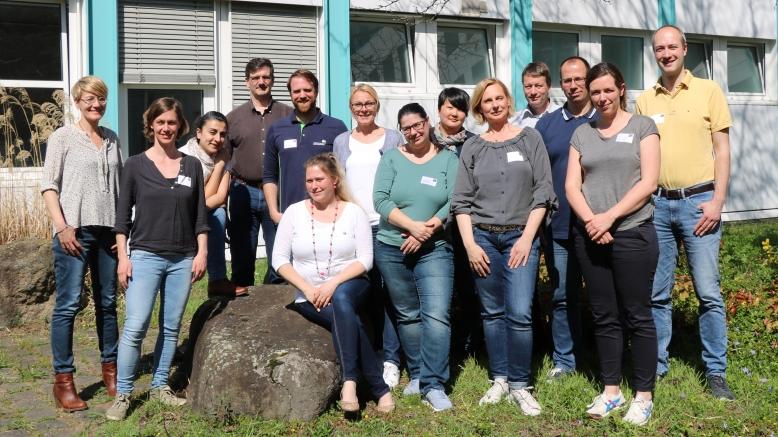 INTRA Lab Teilnehmende 2018